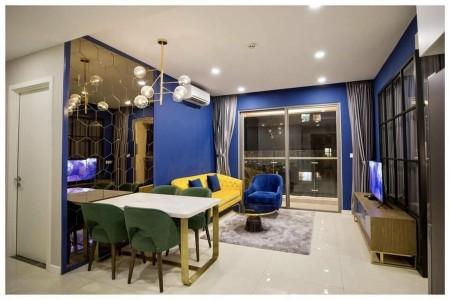 Cho thuê căn hộ tại quận 4, diện tích 74m2, 2PN, 2WX, full nội thất, 74m2, 2 phòng ngủ, 2 toilet