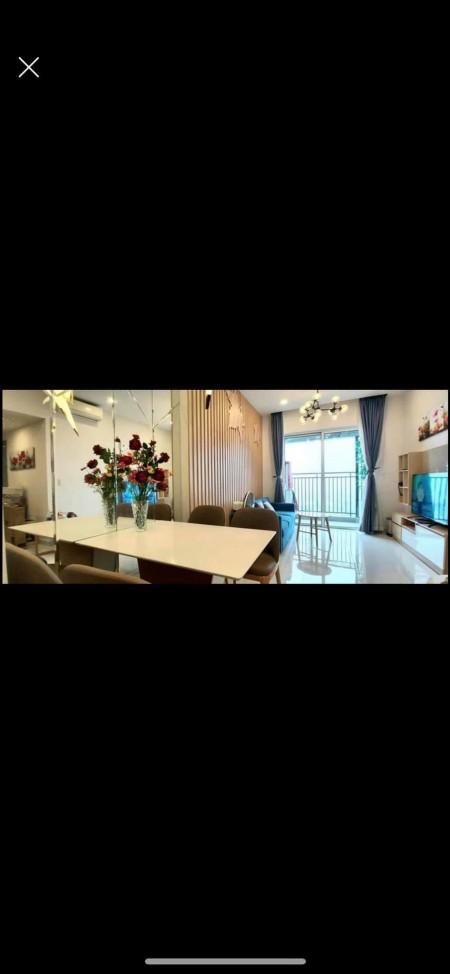 Cho thuê căn hộ 2pn, 2wc tại Quận 7. Nhà mới đẹp giá cả hợp lý, 76m2, 2 phòng ngủ, 2 toilet