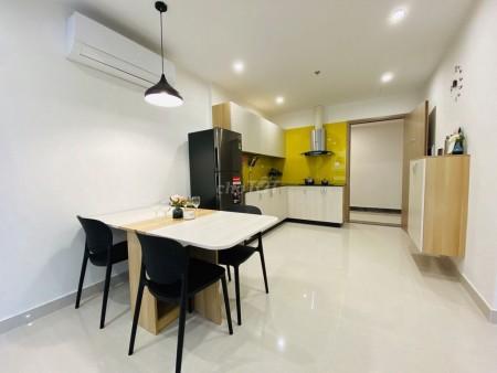 Cho thuê căn hộ chung cư Vinhomes Grand Park Quận 9. Diện tích 69m2, 2PN, Full nội thất cao cấp, 69m2, 2 phòng ngủ,