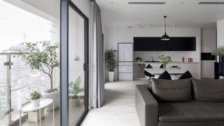 Chính chủ cho thuê căn hộ 2PN chung cư Goldmark City full nội thất giá 8tr, 83m2, 3 phòng ngủ, 2 toilet