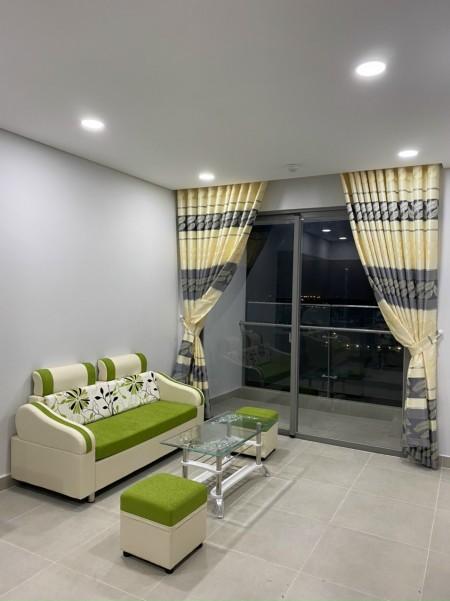 Cho thuê căn hộ 2 phòng ngủ River Panorama đầy đủ nội thất giá rẻ, 64m2, 2 phòng ngủ, 2 toilet