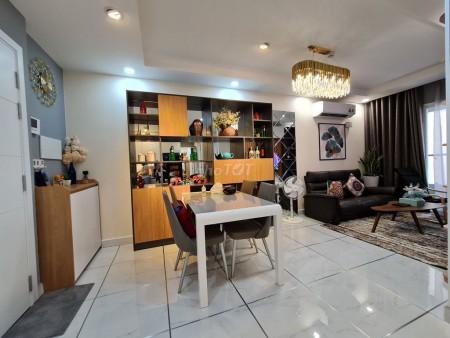 Cho thuê nhanh căn hộ chung cư cao cấp trung tâm Quận 3. 80m2, 3PN, Full nội thất, 80m2, 3 phòng ngủ, 2 toilet