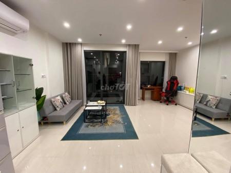Căn hộ Vinhomes Smart City 59m2, đủ nội thất đồ dùng, 59m2, 1 phòng ngủ, 1 toilet