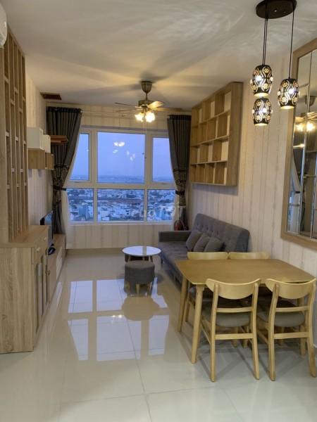 Cho thuê căn hộ chung cư Saigon Gateway nhà mới full nội thất, giá thật 100%, 66m2, 2 phòng ngủ, 2 toilet