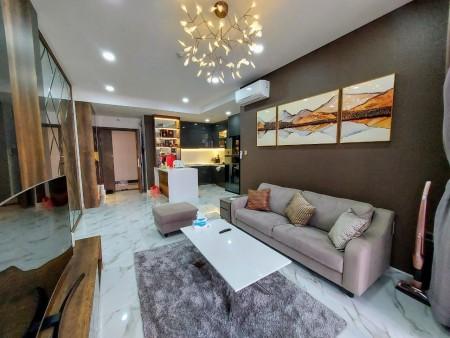 Cần cho thuê nhanh căn hộ Sài Gòn Royal- 2PN2WC giá 18 triệu., 80m2, 2 phòng ngủ, 2 toilet