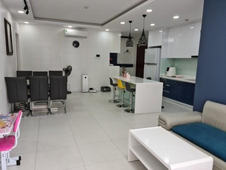 Cho thuê căn hộ Gold View – Quận 4- 3PN2WC – giá 22 triệu., 117m2, 3 phòng ngủ, 2 toilet