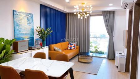 Cho thuê nhanh căn hộ chung cư Masteri Millennium, Quận 4. Nhà bao đẹp, giá bao rẻ nhé !, 53m2, 1 phòng ngủ, 1 toilet