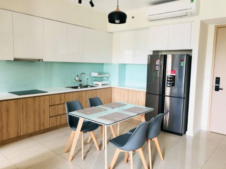 Cho thuê căn hộ 2PN, 2WC tầng trung view nội khu siêu đẹp tại chung cư Palm Heights, 70m2, 2 phòng ngủ, 2 toilet