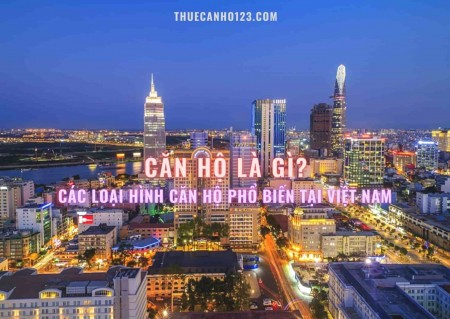Căn hộ (Apartment) là gì? Các loại hình căn hộ phổ biến tại Việt Nam