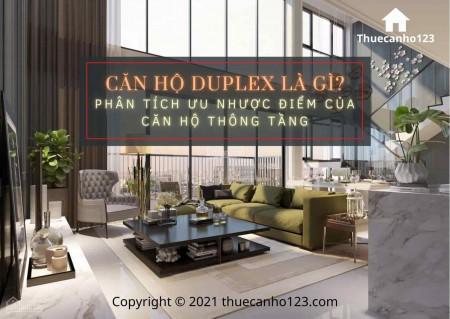 Căn hộ Duplex là gì? Phân tích ưu nhược điểm của căn hộ thông tầng