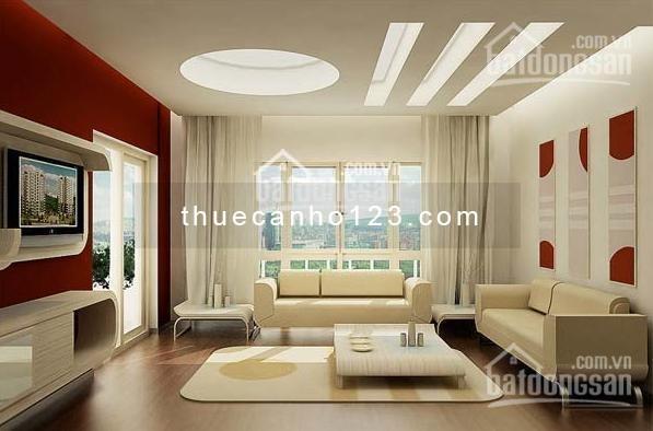 Thuê căn hộ chung cư Bình Thạnh