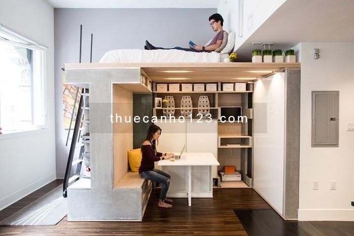 Sử dụng nội thất treo tường