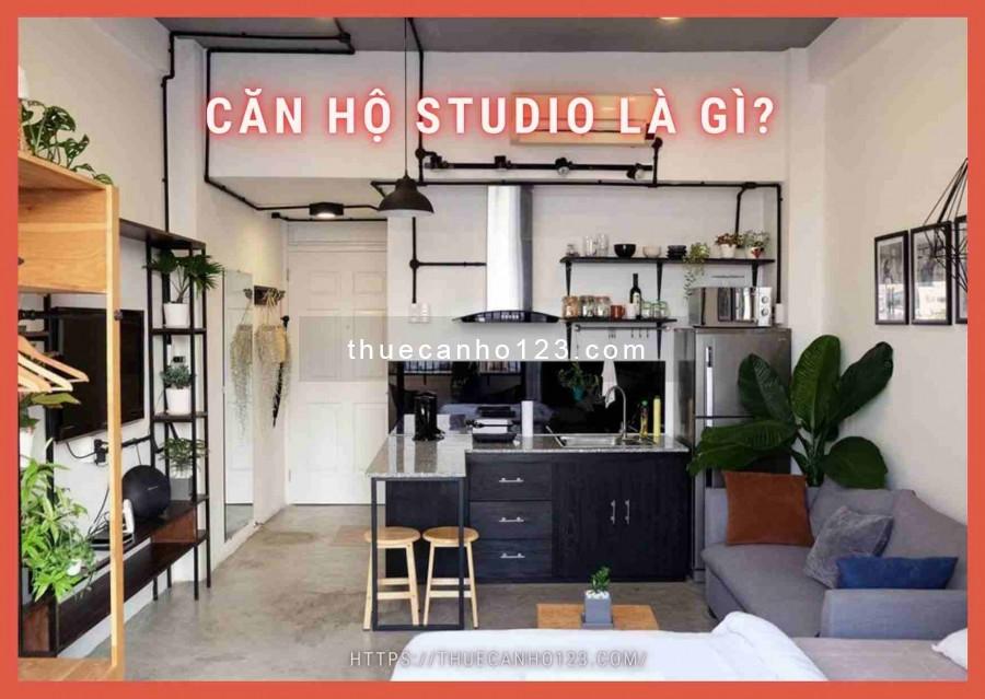 Loại hình căn hộ studio là gì? Nó như thế nào?