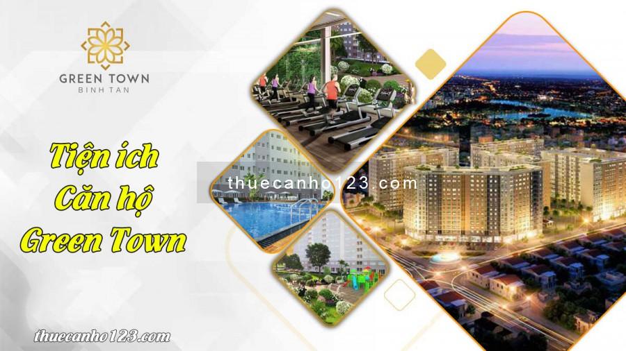 Căn hộ Green Town Bình Tân