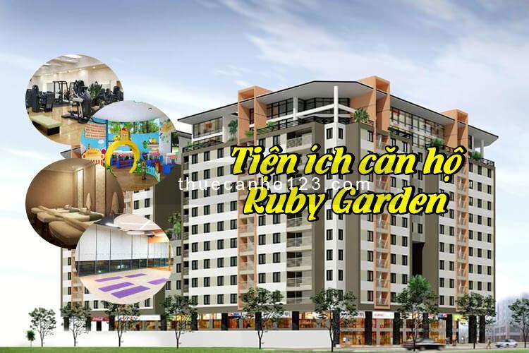 Tiện ích căn hộ Ruby Garden