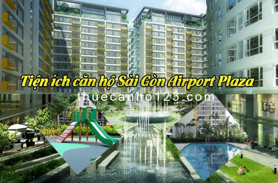Tiện ích căn hộ Sài Gòn Airport Plaza