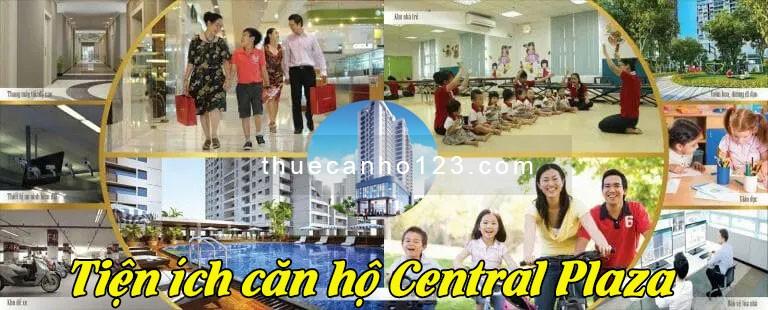 Tiện ích căn hộ Central Plaza