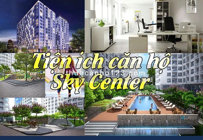 Tiện ích căn hộ Sky Center
