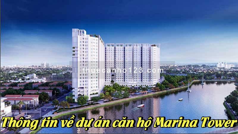Thông tin về dự án căn hộ Marina Tower