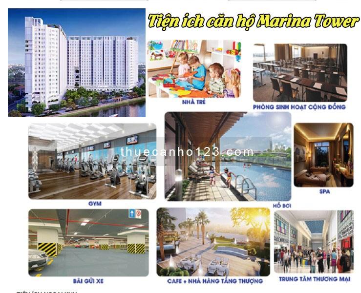 Tiện ích căn hộ Marina Tower